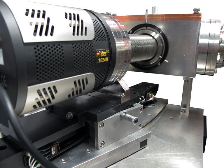Model 248/310G Grazing Incidence Spectrograph with microchannel plate intensifier and CCD readout