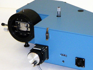 McPherson monochromator for early detection of chemical, biological, or explosive weapons